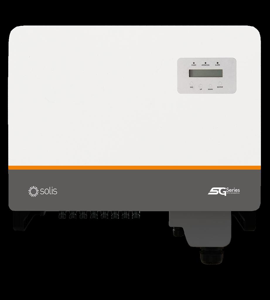 Solis 30K-5G