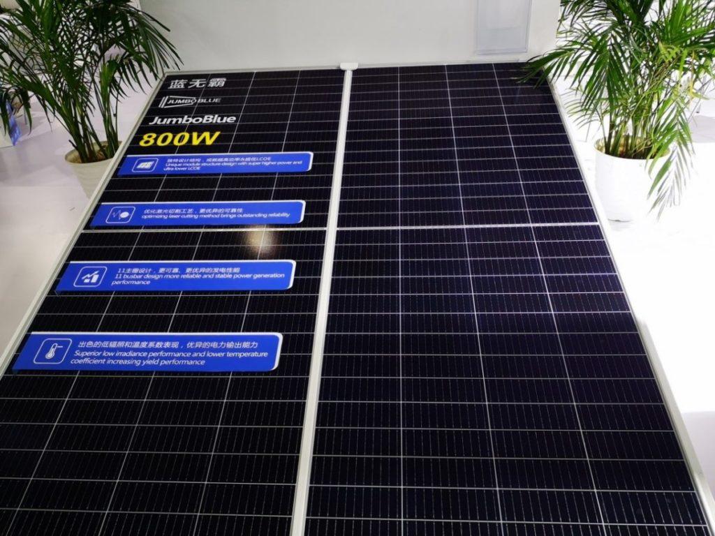 сонячна панель 800Вт