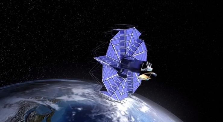 одне з основних джерел отримання електричної енергії на космічних апаратах