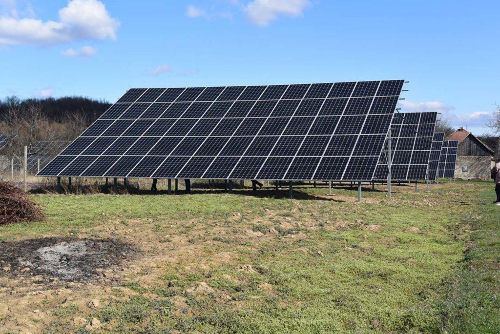 домашние солнечные станции