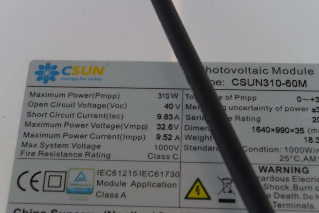 CSUN310-60M