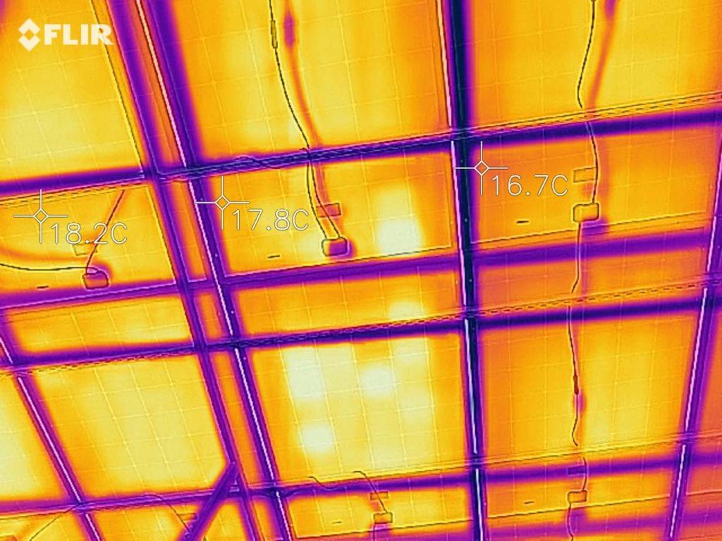ряд проблем с солнечными панелями