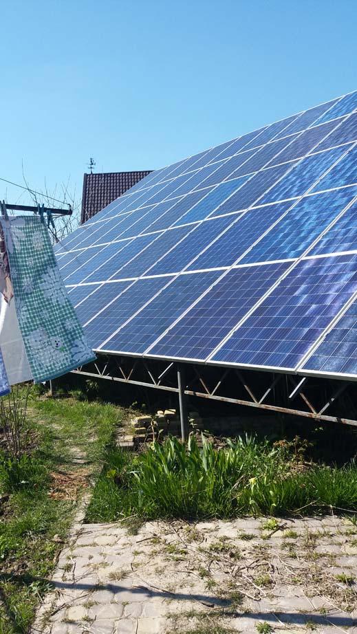 використання енергії сонця і вітру